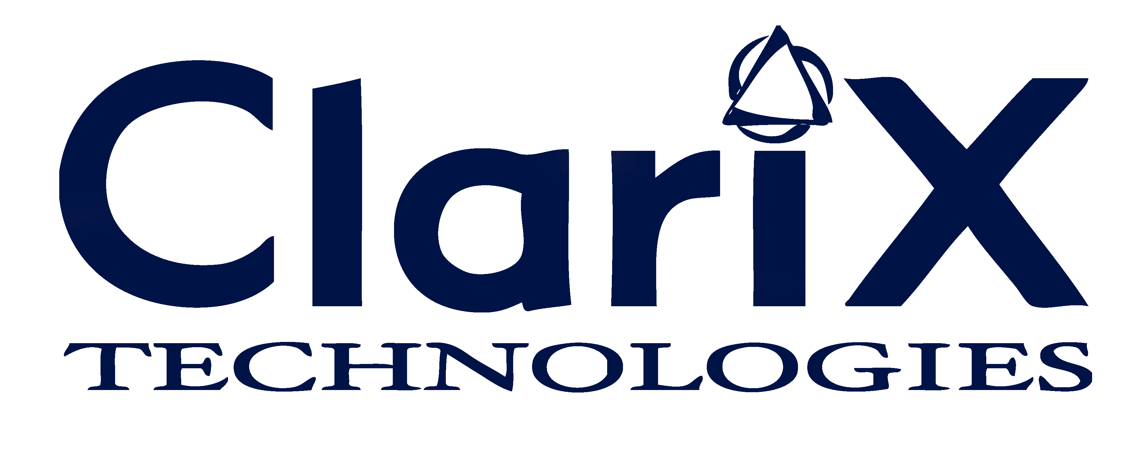 Clarix Technologies Logo. Return to Home Page